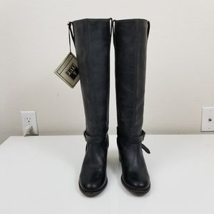 Frye Malorie Knotted Tall Riding Boots